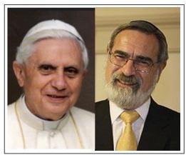 pope&rabbi