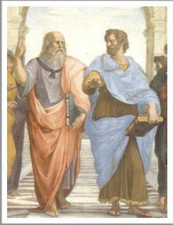 Plato&Aristotle