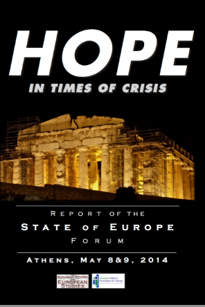 Hope in times of crisis cover
