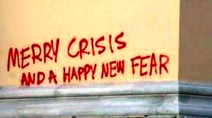 Happy New Fear?*