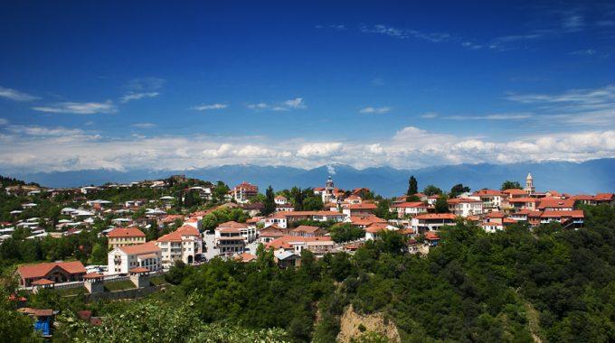 A European Journey #3 – Sighnaghi (Georgia)