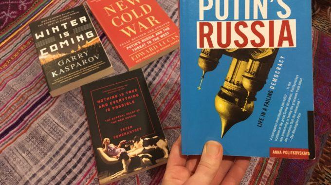 La Réalité Surréaliste Appelée La Russie De Poutine