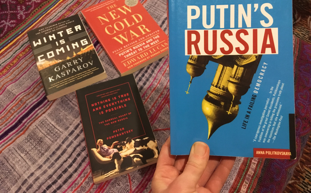 La Realtà Surreale Chiamata La Russia Di Putin