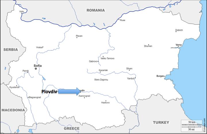 A European Journey #8 – Plovdiv (Bulgaria)