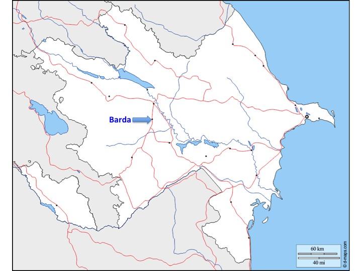 Un Voyage Européen #6 – Barda (Azerbaïdjan)