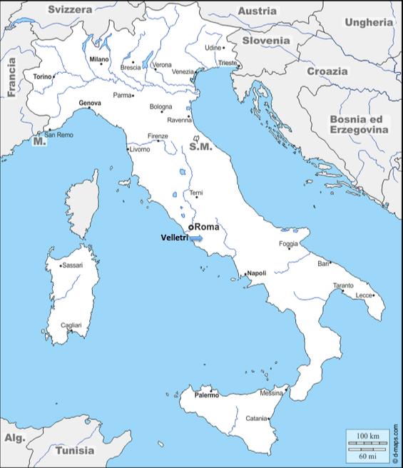 A European Journey #1 – Velletri (Italy)