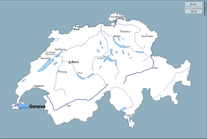 Un Viaggio Europeo #2 – Ginevra (Svizzera)