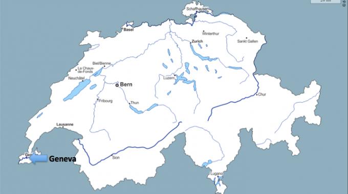 Un Voyage Européen #2 – Genève (Suisse)