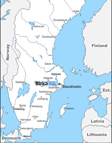 A European Journey #4 – Birka (Sweden)