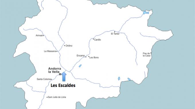 Un Viaggio Europeo #5 – Les Escaldes (Andorra)
