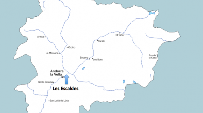 A European Journey #5 – Les Escaldes (Andorra)
