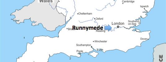 A European Journey #9 – Runnymede (England – UK)