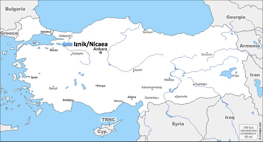 Un Viaggio Europeo #17 – Iznik/Nicea (Turchia)