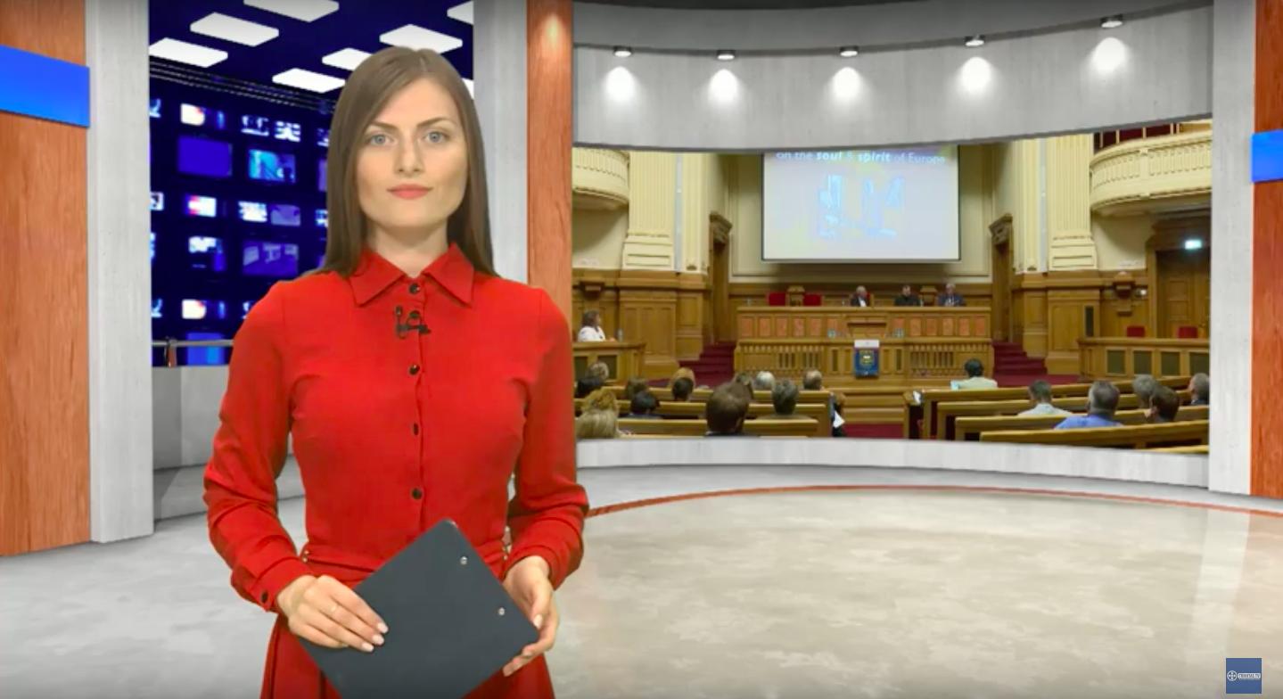 Reportage Télévisé Sur Le Forum Sur L'état De L'Europe