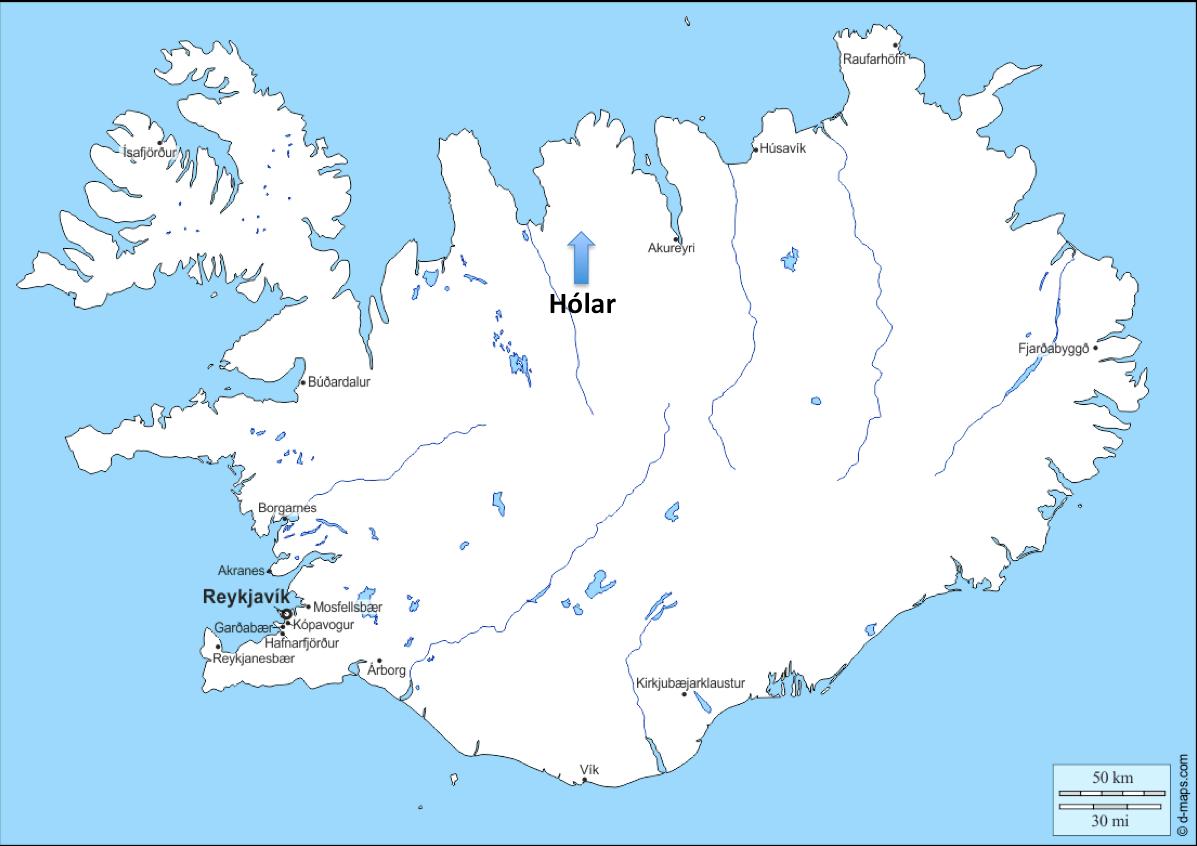 Un Viaggio Europeo #21 – Hólar (Islanda)
