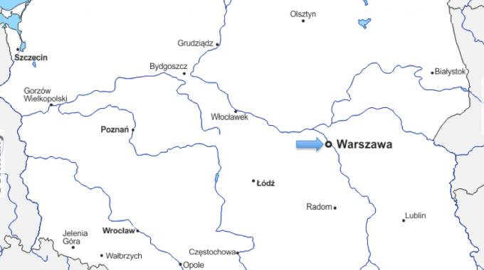 A European Journey #22 – Warsaw (Poland)
