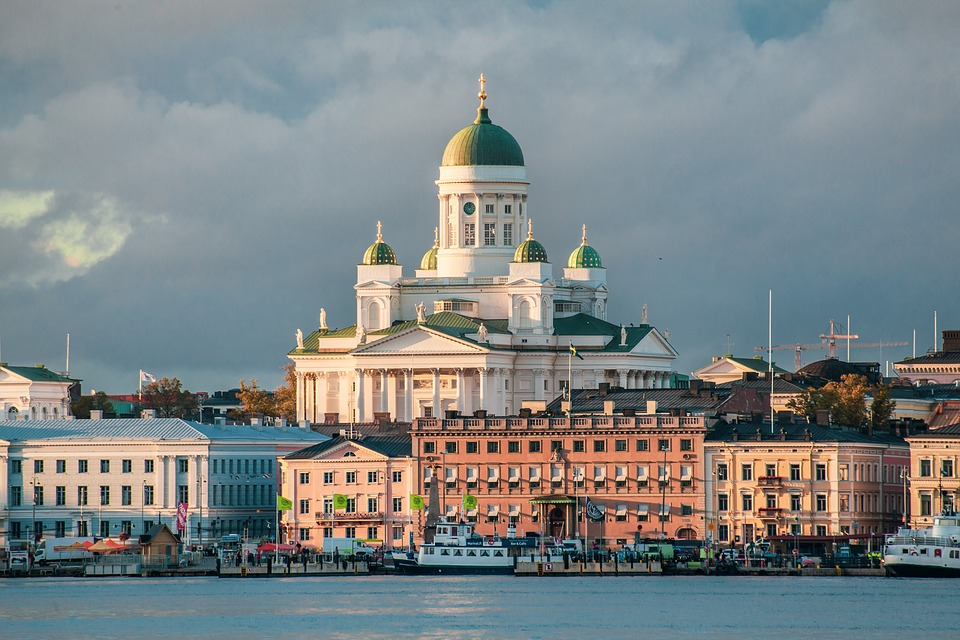 22-23 Nov 2019: Forum Sullo Stato Dell'Europa Ad Helsinki