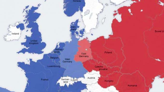 Europe: The Last 25 Years