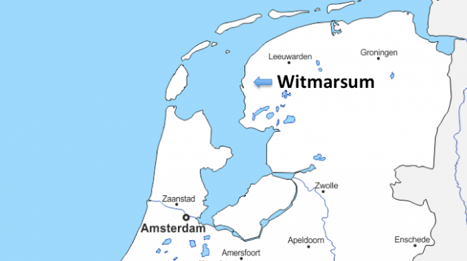 A European Journey #25 – Witmarsum (Netherlands)