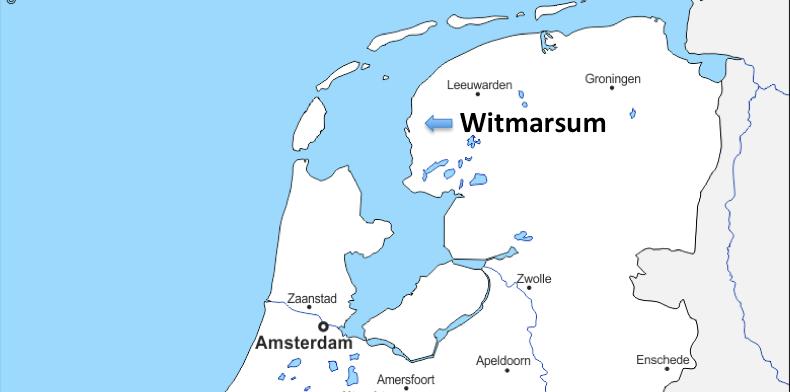 Un Voyage Européen #25 – Witmarsum (Pays-Bas)