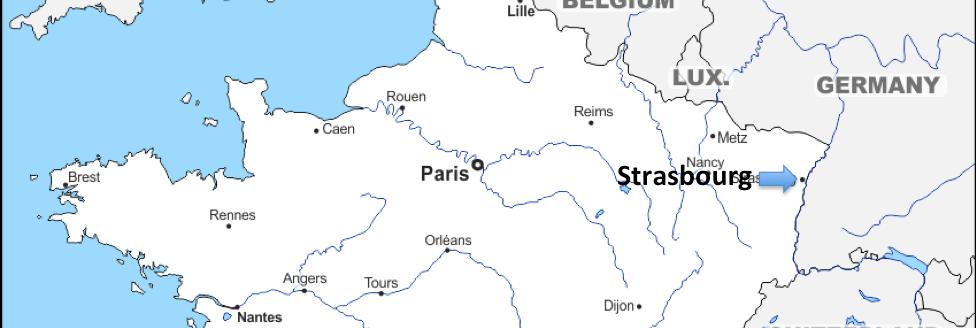 A European Journey #28 – Strasbourg (France)