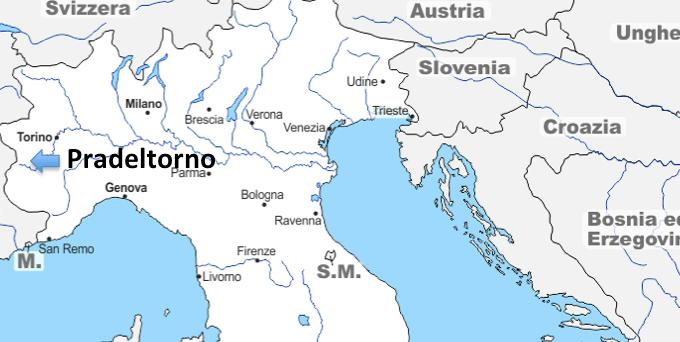 A European Journey #30 – Pradeltorno (Italy)
