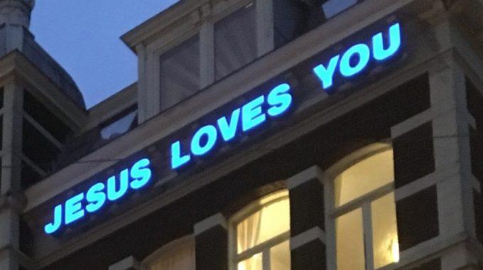 Gesù Vi Ama?!