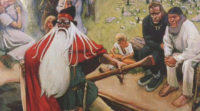 The Roots Of Finland: Between Myth And Reality