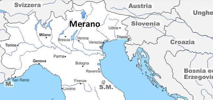 Un Viaggio Europeo #33 – Merano (Italia)