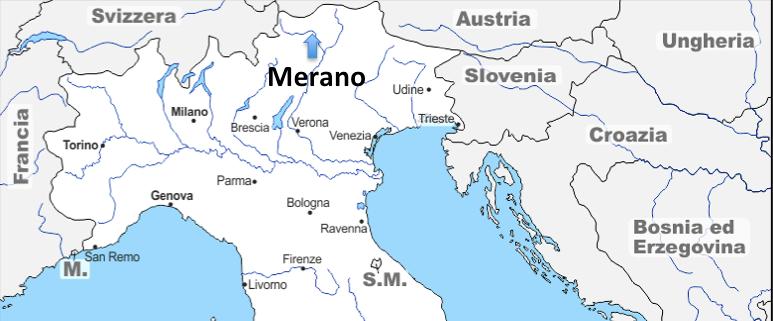 Un Voyage Européen #33 – Merano (Italie)