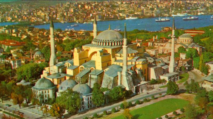 A European Journey #38 – Constantinople (Turkey)