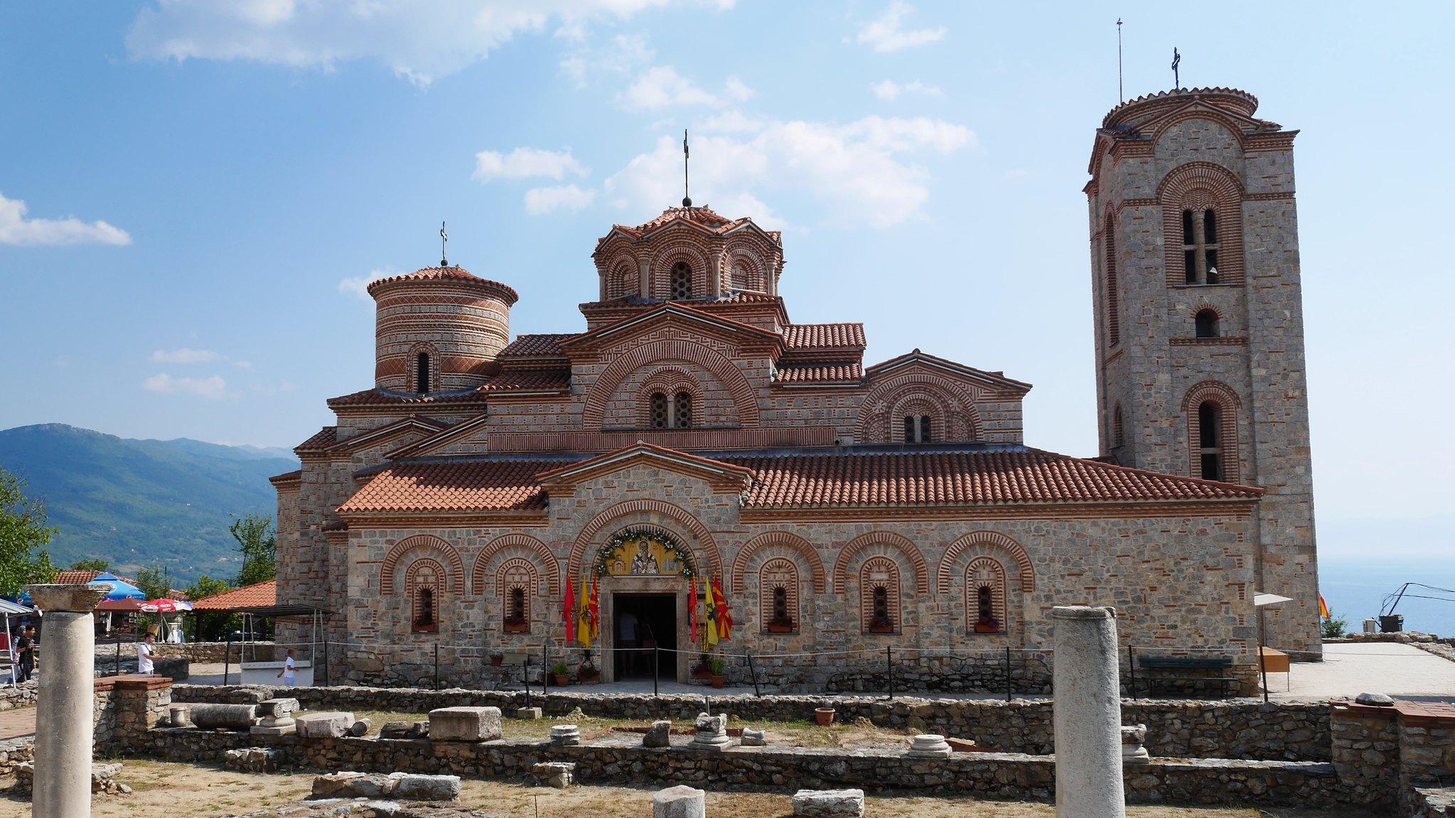 A European Journey #40 – Ohrid (North Macedonia)