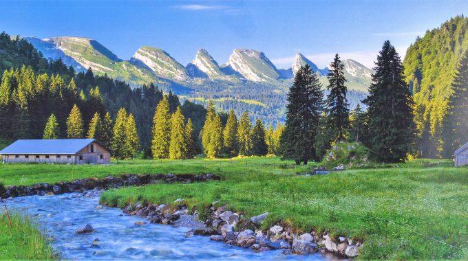 A European Journey #41 – Wildhaus (Switzerland)