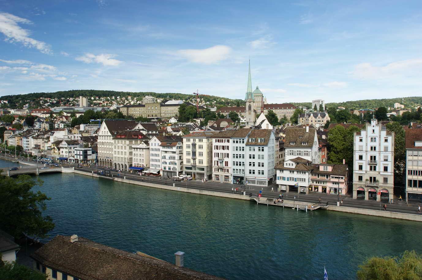 A European Journey #45 – Zürich (Switzerland)