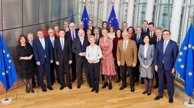 The New European Commission