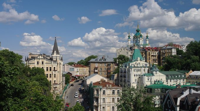 A European Journey #51 – Kiev (Ukraine)
