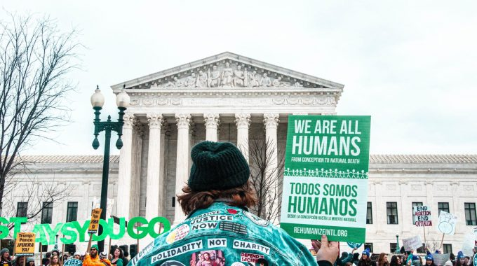 Being Pro-life Is A Call For Each Of Us