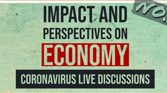 Coronavirus Live Discussions – Ep.3 – Economy