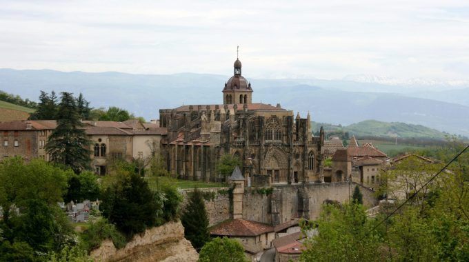 A European Journey #77 – Saint-Antoine-l'Abbaye (France)