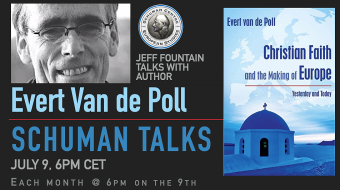 Schuman Talks (Episode 2) – Evert Van De Poll