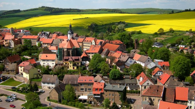 A European Journey #82 – Mansfeld (Germany)