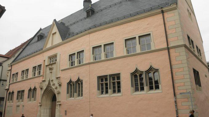 Un Voyage Européen #85 – Erfurt (Allemagne)