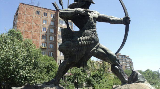 A European Journey #91 – Yerevan (Armenia)