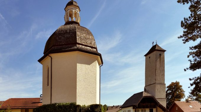 Un Viaggio Europeo #96 – Oberndorf Bei Salzburg (Austria)