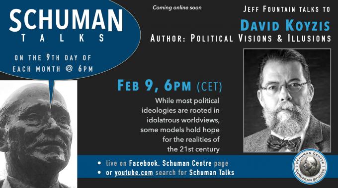 Schuman Talks (Episode 8) – David Koyzis