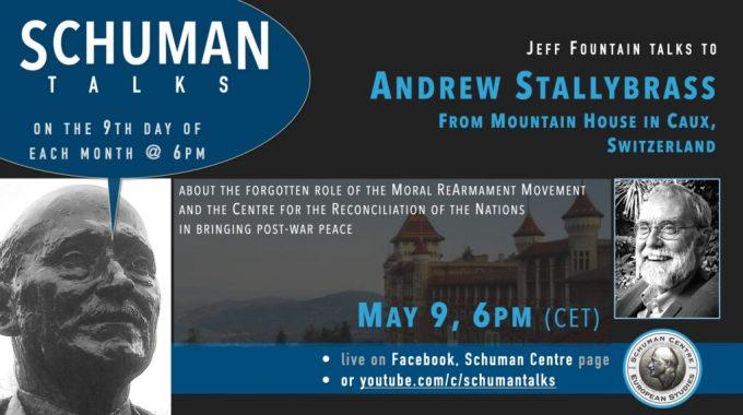 Schuman Talk (Episode 11) – Andrew Stallybrass